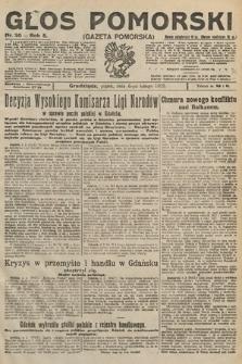 Głos Pomorski. 1925, nr30