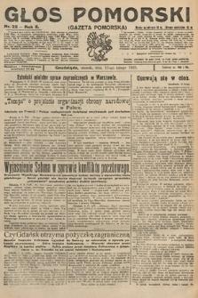 Głos Pomorski. 1925, nr33