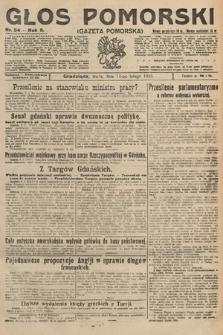 Głos Pomorski. 1925, nr34