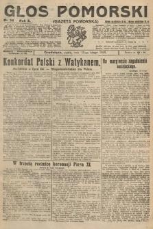 Głos Pomorski. 1925, nr36