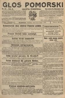 Głos Pomorski. 1925, nr44