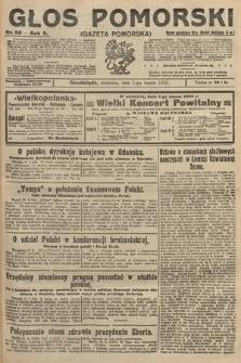 Głos Pomorski. 1925, nr50