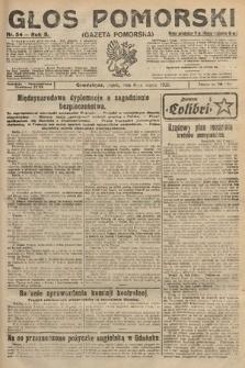 Głos Pomorski. 1925, nr54