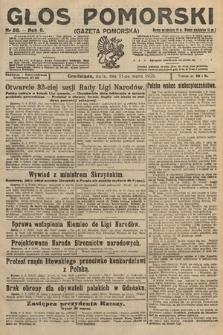 Głos Pomorski. 1925, nr58