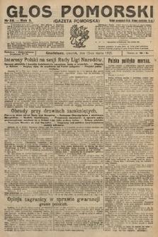 Głos Pomorski. 1925, nr59