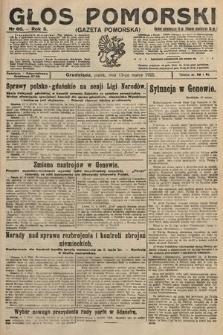 Głos Pomorski. 1925, nr60