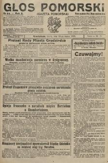 Głos Pomorski. 1925, nr64