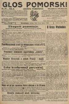 Głos Pomorski. 1925, nr67