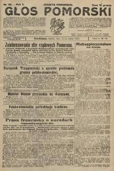 Głos Pomorski. 1925, nr69