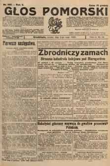 Głos Pomorski. 1925, nr102