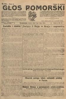 Głos Pomorski. 1925, nr104