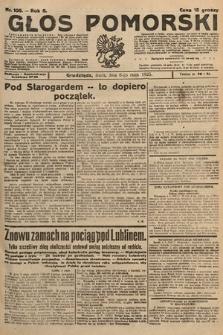 Głos Pomorski. 1925, nr105