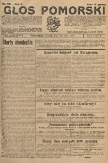 Głos Pomorski. 1925, nr106