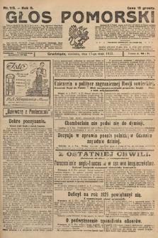 Głos Pomorski. 1925, nr115