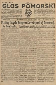 Głos Pomorski. 1925, nr127