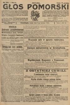 Głos Pomorski. 1925, nr129