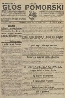 Głos Pomorski. 1925, nr130