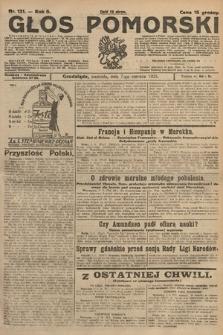 Głos Pomorski. 1925, nr131