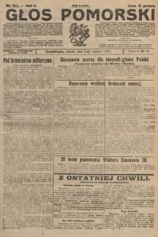 Głos Pomorski. 1925, nr132
