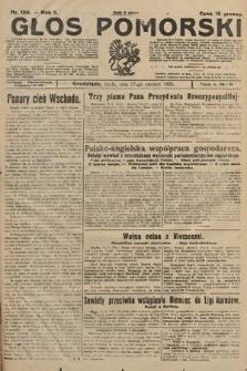 Głos Pomorski. 1925, nr138