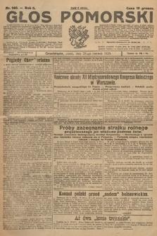 Głos Pomorski. 1925, nr146