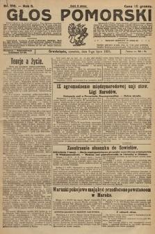 Głos Pomorski. 1925, nr156