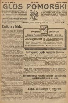 Głos Pomorski. 1925, nr158