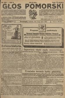 Głos Pomorski. 1925, nr159