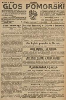 Głos Pomorski. 1925, nr160
