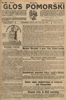 Głos Pomorski. 1925, nr165