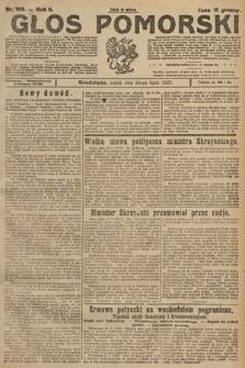 Głos Pomorski. 1925, nr169