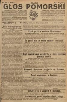 Głos Pomorski. 1925, nr184