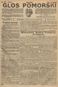 Głos Pomorski. 1925, nr191