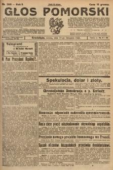 Głos Pomorski. 1925, nr265