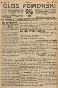 Głos Pomorski. 1925, nr290