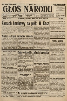 Głos Narodu. 1937, nr197