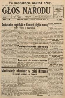 Głos Narodu. 1937, nr235