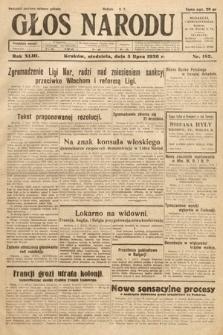 Głos Narodu. 1936, nr182