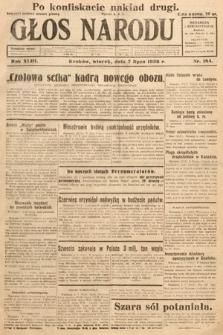 Głos Narodu. 1936, nr184