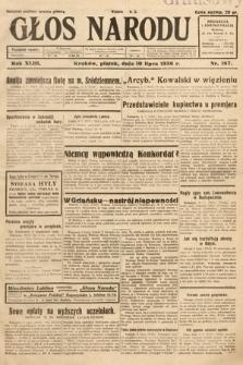 Głos Narodu. 1936, nr187