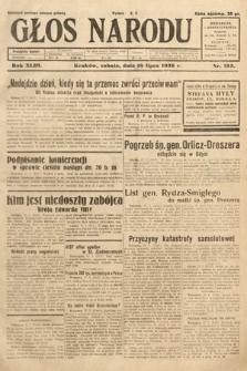 Głos Narodu. 1936, nr195