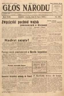 Głos Narodu. 1936, nr198