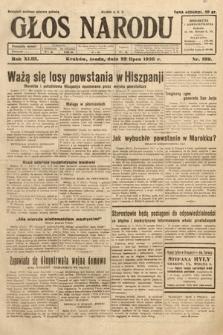 Głos Narodu. 1936, nr199