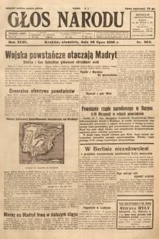 Głos Narodu. 1936, nr203