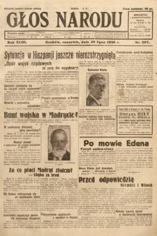 Głos Narodu. 1936, nr207