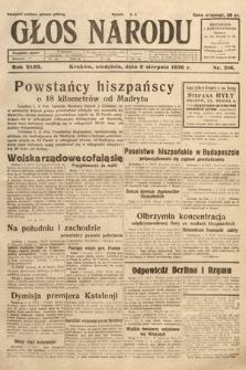 Głos Narodu. 1936, nr210