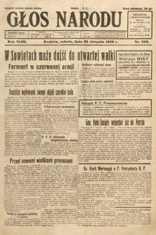 Głos Narodu. 1936, nr236