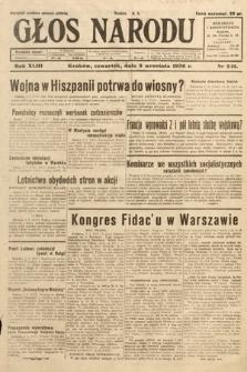 Głos Narodu. 1936, nr241