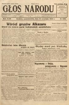 Głos Narodu. 1936, nr259