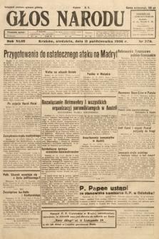 Głos Narodu. 1936, nr279